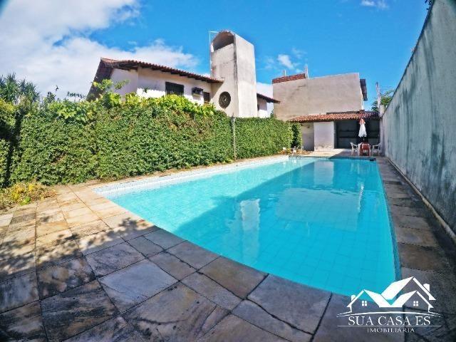 Casa duplex - 7 quartos - com uma linda vista panorâmica para praia de manguinhos - Foto 2