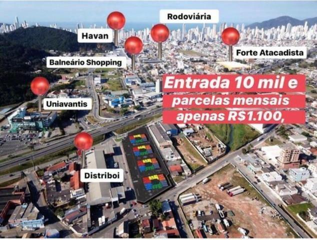 Apartamento com 02 dormitórios - Saldo 120 x - Balneário camboriú - Foto 7