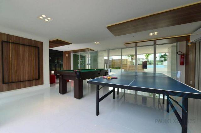 Contemporâneo, 3 dormitórios à venda, 144 m² por r$ 1.310.000 - aldeota - fortaleza/ce - Foto 12