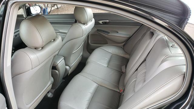 Honda Civic Lxs 2010; 1.8 flex; impecável - Foto 3