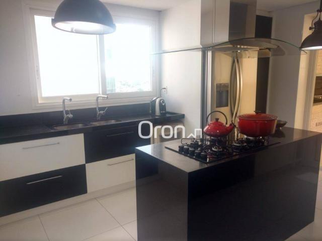 Apartamento à venda, 265 m² por R$ 2.450.000,00 - Setor Marista - Goiânia/GO - Foto 13