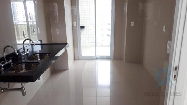 Contemporâneo, 3 dormitórios à venda, 144 m² por r$ 1.310.000 - aldeota - fortaleza/ce - Foto 18