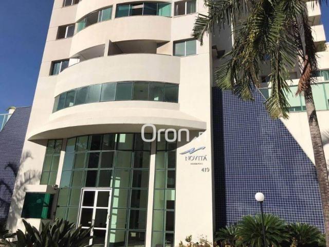 Apartamento com 3 dormitórios à venda, 93 m² por R$ 330.000,00 - Setor Bela Vista - Goiâni - Foto 2