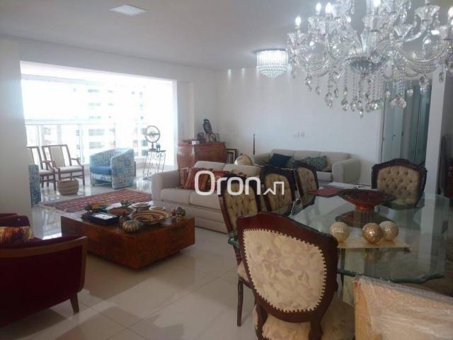 Apartamento à venda, 265 m² por R$ 2.450.000,00 - Setor Marista - Goiânia/GO - Foto 7