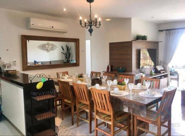 Apartamento wellness beach park resort , com 4 dormitórios à venda, 135 m² por R$ 950.000  - Foto 5