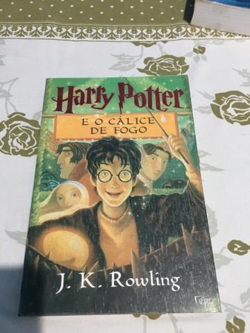 Livros de Harry Potter - Foto 5