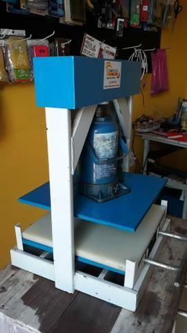 COMPACTA PRINT (Máquina para fazer sandálias) - Foto 2