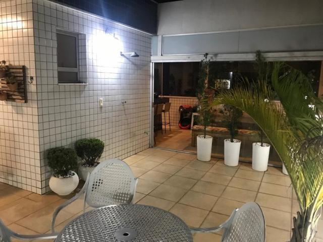 Cobertura à venda, 3 quartos, 2 vagas, jardim américa - belo horizonte/mg - Foto 10