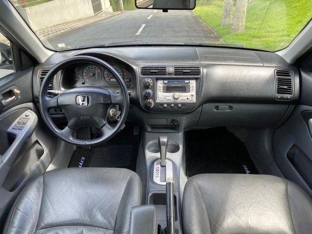 Honda Civic Lxl (Automatico, couro) 2006 - Foto 7