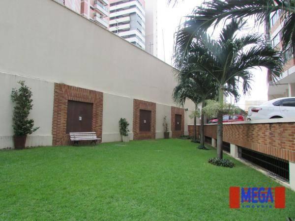 Apartamento com 2 dormitórios para alugar, 80 m² por R$ 1.700/mês - Mucuripe - Fortaleza/C - Foto 2