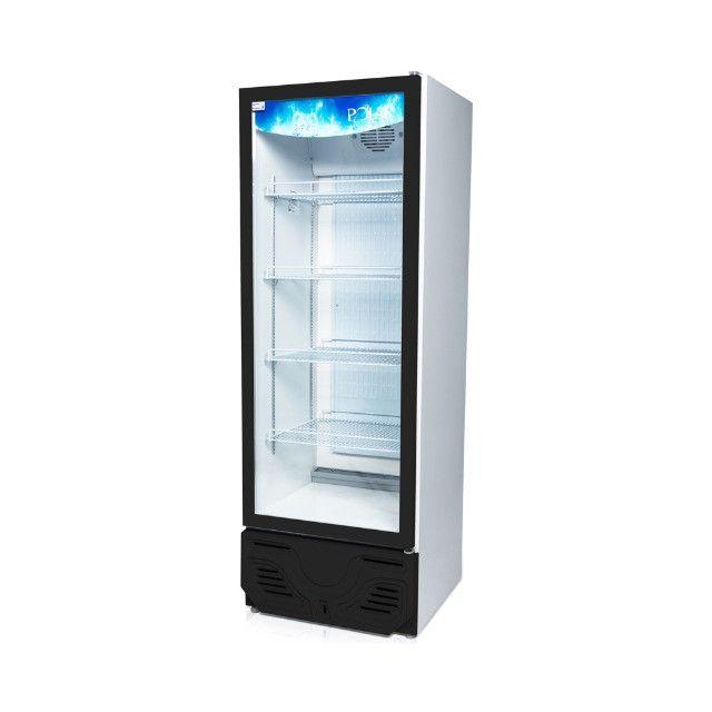 Expositor refrigerado vertical visa cooler Polar 405L Novo Frete Grátis - Foto 2