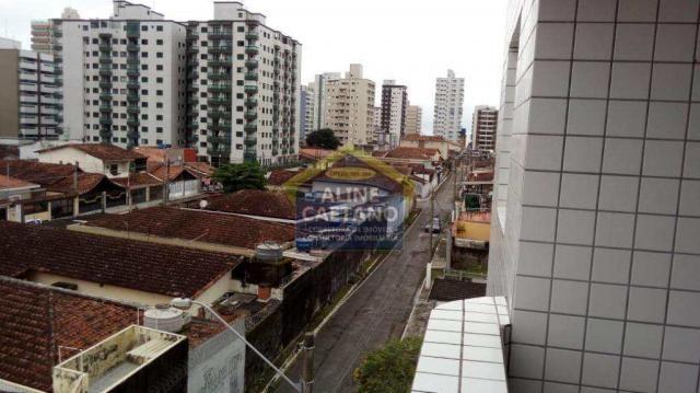 Apartamento à venda com 1 dormitórios em Guilhermina, Praia grande cod:AC927 - Foto 7