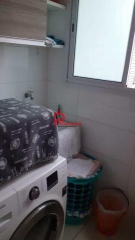 Apartamento à venda com 2 dormitórios em Guilhermina, Praia grande cod:1790 - Foto 18
