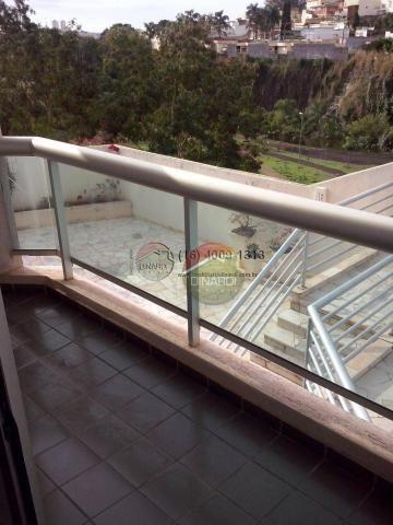 Apartamento com 1 dormitório para alugar, 44 m² por R$ 850,00 - Jardim Sumaré - Ribeirão P - Foto 4