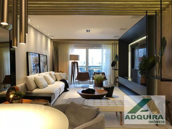 Apartamento com 2 quartos no Edificio Renaissance - Bairro Jardim Carvalho em Ponta Gross - Foto 12