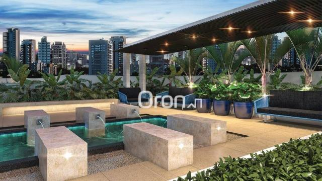 Apartamento com 3 dormitórios à venda, 144 m² por R$ 852.000,00 - Setor Bueno - Goiânia/GO - Foto 13