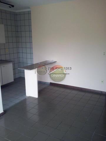 Apartamento com 1 dormitório para alugar, 44 m² por R$ 850,00 - Jardim Sumaré - Ribeirão P - Foto 5