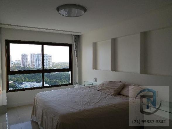 Apartamento para Venda em Salvador, Patamares, 4 dormitórios, 4 suítes, 5 banheiros, 4 vag - Foto 9