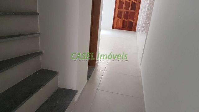 Casa de condomínio à venda com 2 dormitórios em Vila caiçara, Praia grande cod:803295 - Foto 12