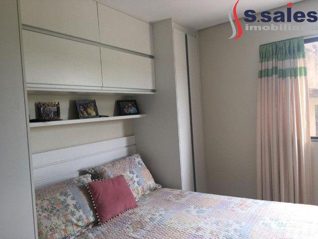 Excelente Apartamento na Colônia Agrícola Samambaia/DF! 3 Quartos 1 Suíte! - Foto 8