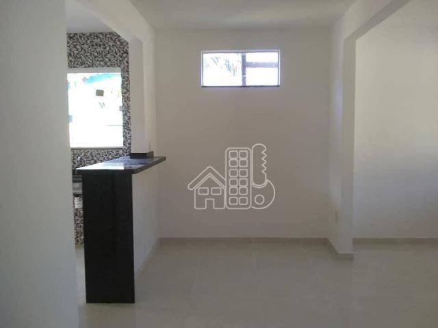 Casa com 3 dormitórios à venda, 130 m² por R$ 550.000,00 - Itaupuaçu - Maricá/RJ - Foto 9