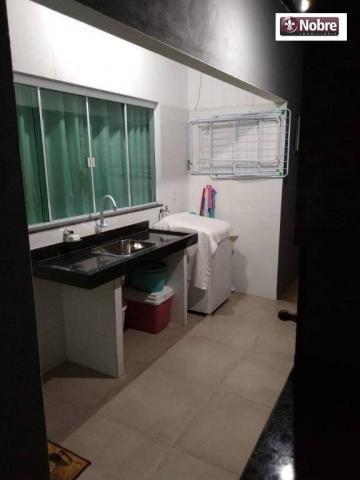 Casa com 3 dormitórios à venda, 167 m² por R$ 435.000 - Plano Diretor Sul - Palmas/TO - Foto 17