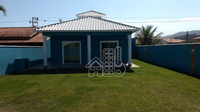 Casa com 3 dormitórios à venda, 130 m² por R$ 550.000,00 - Itaupuaçu - Maricá/RJ - Foto 18