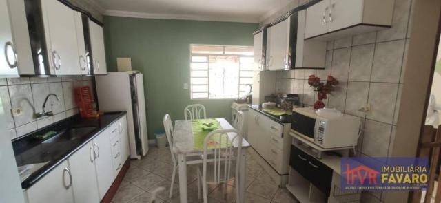 Casa com 3 dormitórios à venda, 88 m² por R$ 250.000 - Jardim Portal de Itamaracá - Londri - Foto 10