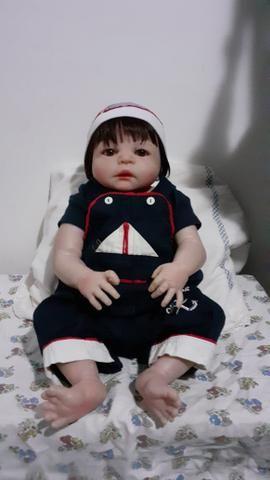 Bebê reborn menino - Foto 6