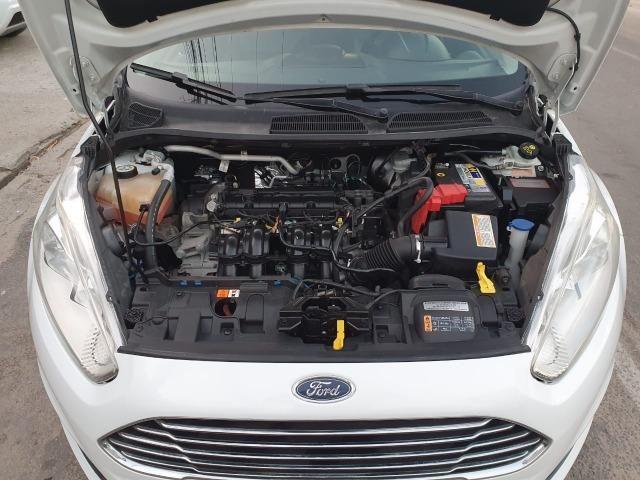 New Fiesta 1.6 2014 Titanium automático Top - Foto 6