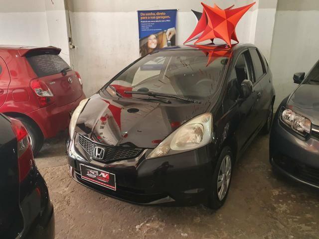 Honda Fit 2012 1 mil de entrada Aércio Veículos ddd