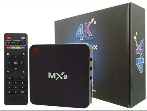 Box Tv Mx9 4k android 9.0 3Ram 16gb - Foto 2