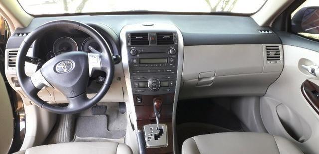 Toyota Corolla Altis 2.0 Flex. Aut. Blindado Nivel III-A - #4200 - Foto 3