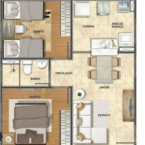 Apartamento Ideal (Descontos de até R$15.000) - Foto 5
