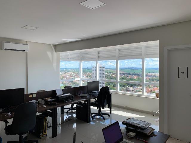 Sala Comercial Condominio Empresarial Win Tower - 80m2 - Arapongas PR - Foto 7