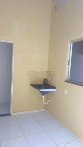 Casa à venda com 2 dormitórios em Jardim das oliveiras, Aracatuba cod:V34961 - Foto 15