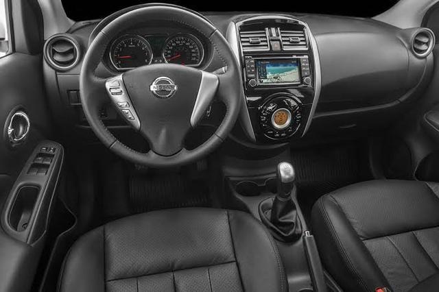 Nissan Versa SL 1.6 2017 GNV - Foto 6