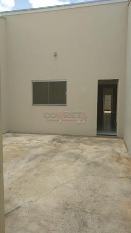 Casa à venda com 2 dormitórios em Jardim das oliveiras, Aracatuba cod:V34961 - Foto 13