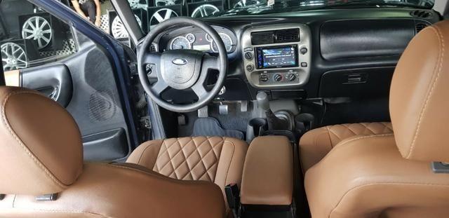 Ranger 2011 XLT 3.0 powerstroke 4x4 diesel - Foto 8