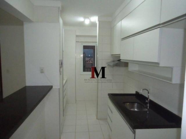 Alugamos apartamento com 3 quartos climatizado e armario de cozinha - Foto 17