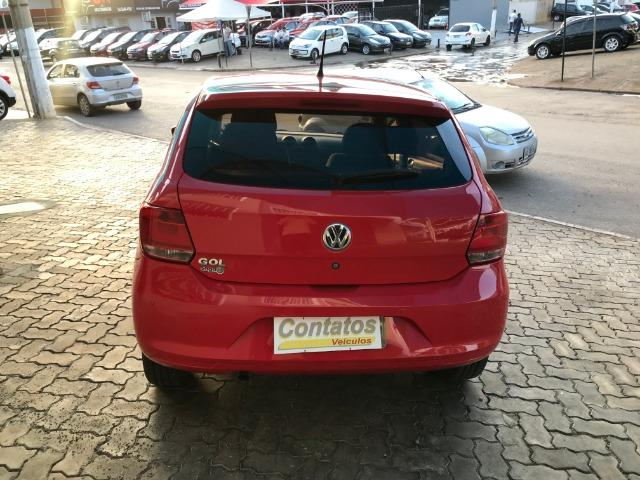 Vw - Volkswagen Novo Gol Comfortline 1.0 Único Dono 2014 - Foto 6