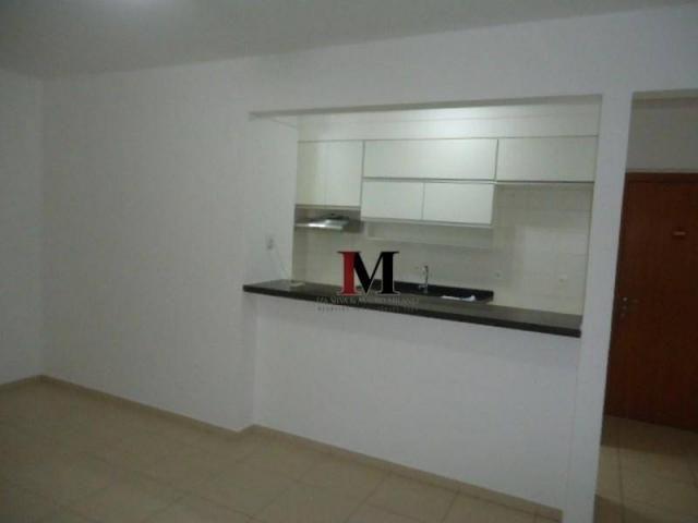 Alugamos apartamento com 3 quartos climatizado e armario de cozinha - Foto 6
