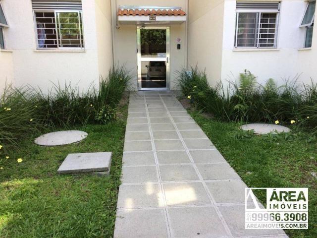 Apartamento com 2 dormitórios à venda, 62 m² por R$ 205.000 - Santa Quitéria - Curitiba/PR - Foto 12