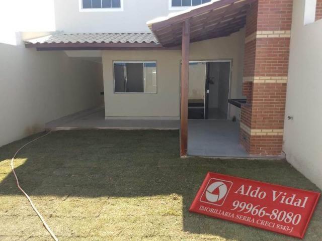 ARV 91 Duplex 3 Qrtos, Médio Padrão, Área gourmet com Churrasqueira, Amplo Quintal, Morada - Foto 15