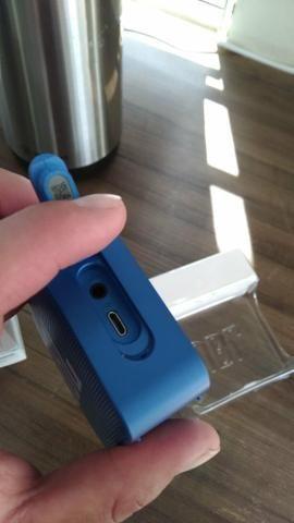 Vendo jbl mini go 2 original com nota - Foto 2