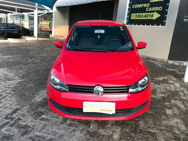Vw - Volkswagen Novo Gol Comfortline 1.0 Único Dono 2014