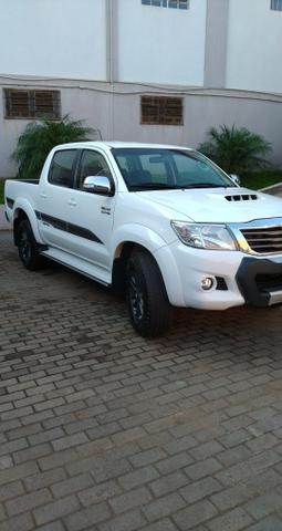 Toyota Hilux LIMITED 2015 IPVA 20 pago - Foto 3