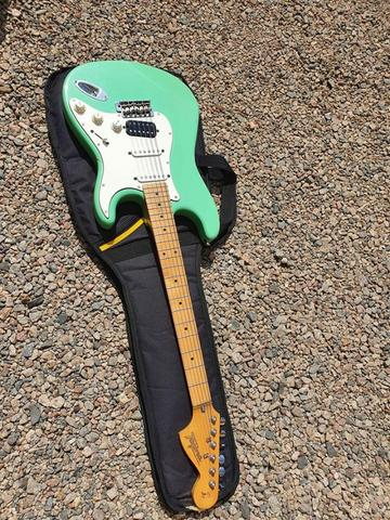 Tagima t635 Hand Made Brazil 2001, surf green