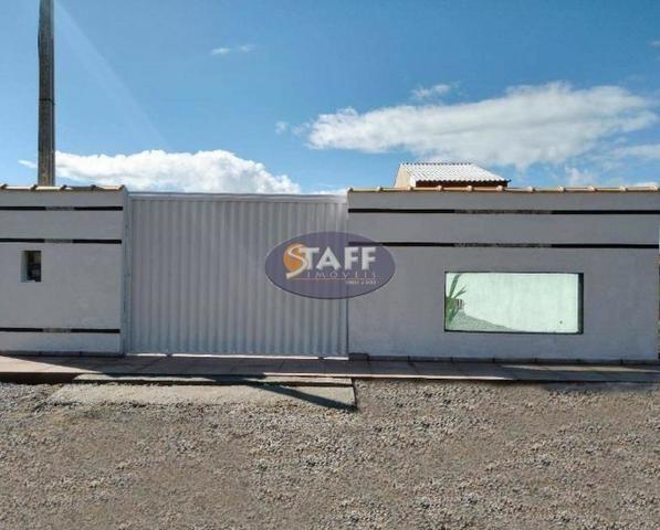 OLV-Casa com 2 quartos à venda, 97 m² por R$ 150.000 Unamar (Tamoios) - Cabo Frio/RJ - Foto 15