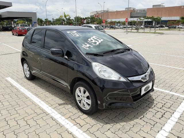 Honda Fit Lx Automático 2013 - Foto 4